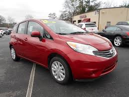 nissan versa for sale 70100 2014 nissan versa note auto star used cars for sale