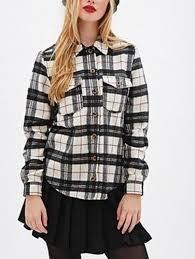 Black And White Plaid Shirt Womens Womens Plaid Flannel Shirts Manufacturing U0026 Supplier In Usa