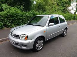 nissan micra for sale gumtree nissan micra 1 0 3 dr low miles in small heath west midlands