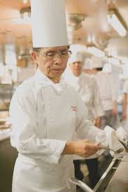 cuisine chef honorary executive chef hirochika midorikawa was awarded the