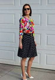 street style for over 40 street style spring skirts for women over 40