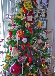 how to put ribbon on a christmas tree horizontal a coastal