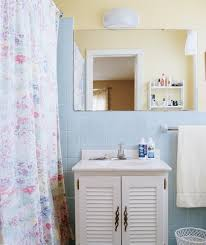 How To Whiten Bathroom Tiles Deep Clean Your Bathroom In 7 Steps Real Simple