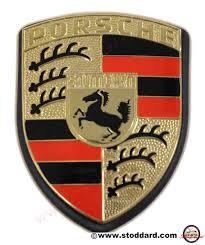 porsche factory 90155921026 90155921026 901 559 210 26 lid emblem crest 911 912