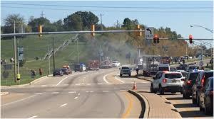 hamilton fatal crash 1 dead after suv catches fire