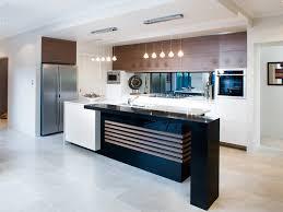 Kitchen Island Bench Lighting Modern Kitchen Bench Interior Design
