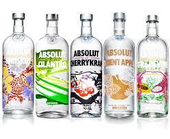 absolut vodka design absolut bottle designs launched in 2013 vodka brands bottles