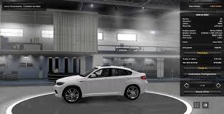 mod car game euro truck simulator 2 bmw x6m reworked car trailer v2 0 euro truck simulator 2 mods
