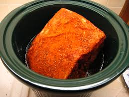 slow cooker u201cbarbecued u201d pork shoulder roast and southern barbecue