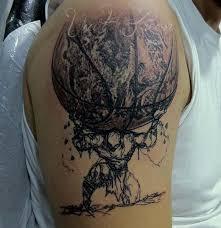 más de 25 ideas increíbles sobre tatuajes de baloncesto en