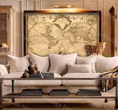 Old Home Decor Best 25 Old World Maps Ideas On Pinterest Vintage Travel Decor