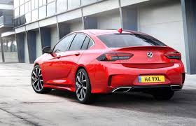 opel commodore 2018 2018 holden commodore vxr shows off sporty design at frankfurt