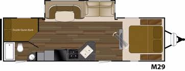 Fun Finder Floor Plans Fleetwood Mallard Rv Floor Plans