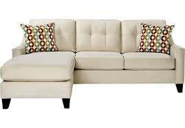 Sofa Rooms To Go by Shop For A Cindy Crawford Home Madison Place Vanilla 2 Pc Sleeper