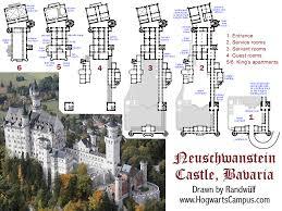 famous building blueprints detailed floor plans of
