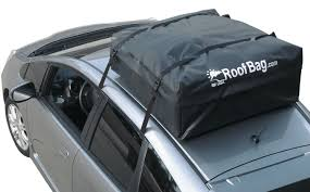 nissan rogue roof rails amazon com roofbag cross country 100 waterproof soft car top