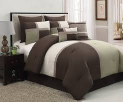 luxury bedding set for men with masculine bedroom design and sand