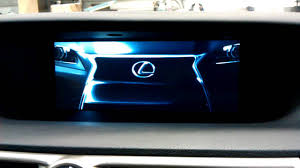 invidia q300 lexus gs 350 2013 lexus gs350 start up screen 1 youtube
