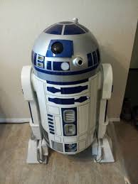 Kegregator Custom R2 D2 Kegerator Homebrewing