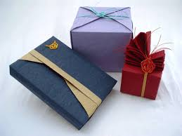 japanese wrapping method wrap gifts at lighting speed with this japanese method