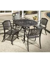 Cast Aluminum Patio Furniture Sets Savings On Cast Aluminum Patio Dining Sets