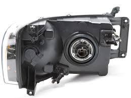 2002 2005 dodge ram 1500 2003 2005 ram 2500 3500 chrome headlight