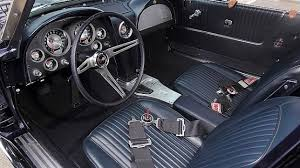 stingray corvette 1963 1963 chevrolet corvette sting z06 racer slated for auction