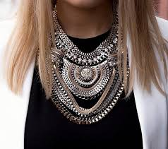 big necklace images Uken fashion exaggerated brand style ethnic women chokers jpg