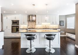 Ottawa Kitchen Cabinets Ottawa Kitchen Renovation Draws Family To The Kitchen Westend