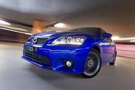 lexus ct200 turbo 2012 lexus ct200h gets f sport pack automotorblog