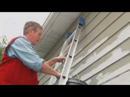 how to paint exterior trim and wood home siding youtube