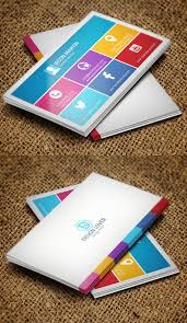 best 25 personal cards design ideas on graphic design