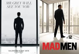 fifty shades of grey movie zamunda no january jones this fifty shades poster is not a mad men copycat