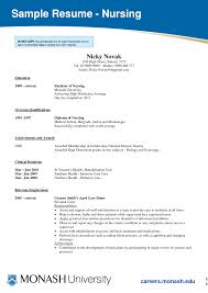 resume sample college graduate for new template resumes example of