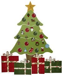 tree advent calendar pazzles craft room