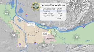 Washington County Tax Map by Dozens Of Multnomah County Sheriff U0027s Deputies To Move To New