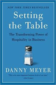 The Book Is On The Table Setting The Table The Transforming Power Of Hospitality In