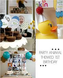1st birthday ideas party animal 1st birthday birthday ideas c r a f t