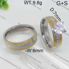 wedding ring malaysia fashion new ring stainless steel wedding ring malaysia