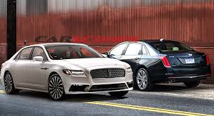 lincoln mks vs cadillac xts cadillac ct6 vs lincoln continental america s newest luxury