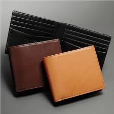 Cowhide Leather Purses Nep Rakuten Global Market Fold Two Purses No Wallet Men U0027s Purse