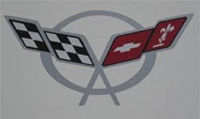 corvette accessories unlimited amazon com corvette accessories unlimited c5 corvette cross flag
