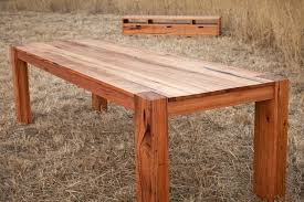 Reclaimed Timber Dining Table Recycled Timber Dining Tables Industrial Dining Tables