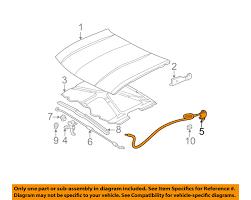 nissan sentra hood latch car u0026 truck parts parts u0026 accessories ebay motors