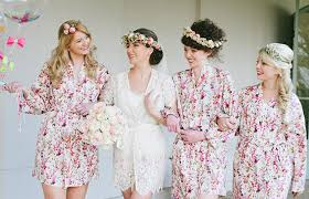 pretty bridal robes and gorgeous dressing gowns for the bridal