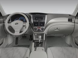 2012 Subaru Forester Interior 2009 Subaru Forester Reviews And Rating Motor Trend