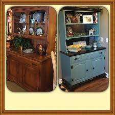 kitchen hutch furniture a hutch for my nook hometalk