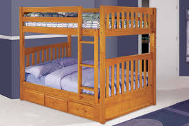 Bunk Beds For College Students Discovery World Furniture Honey Bunk Bed Kfs Stores