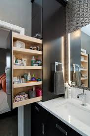 glamorous bathroom storage above toilet caddy black cabinet drawer