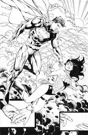 superman wonder woman 1 pg 1 by battinks on deviantart